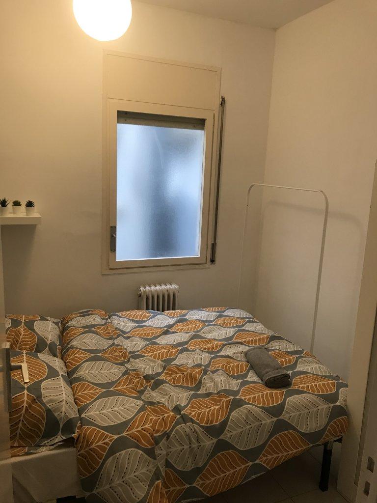 Quarto em apartamento compartilhado em Barcelona