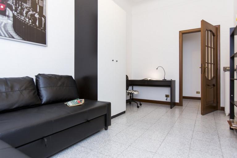 Apartamento de 1 quarto para alugar em Stazione Central, Milão