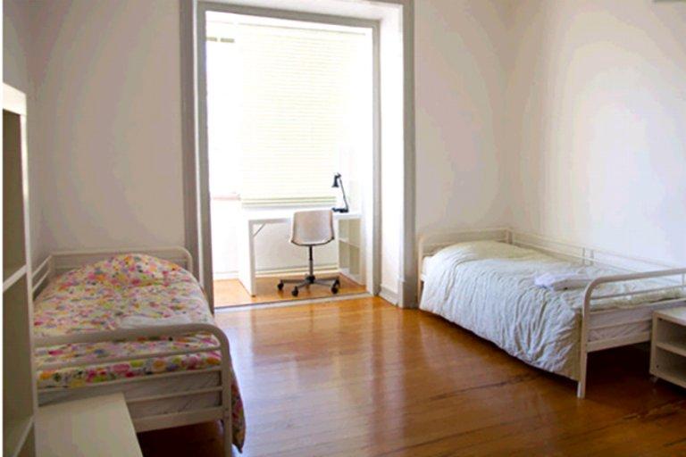 Uroczy pokój do wynajęcia w Avenidas Novas, Lizbona