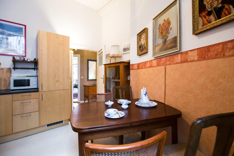 3-bedroom apartment for rent in Charlottenburg Wilmersdorf