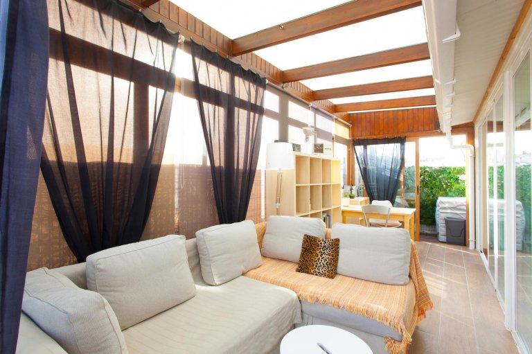 Appartamento 1 camera da letto a Barcellona