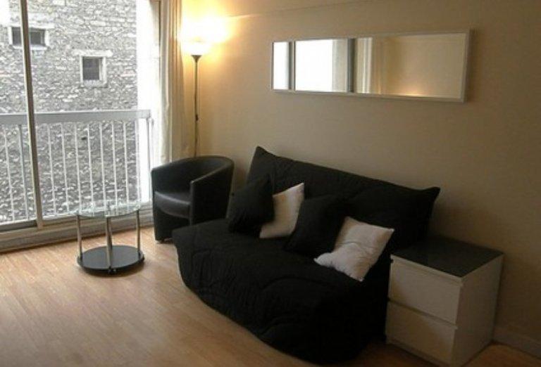 Studio apartment for rent in 8th arrondissement