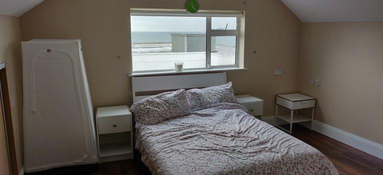 Quarto em apartamento compartilhado em Portmarnock