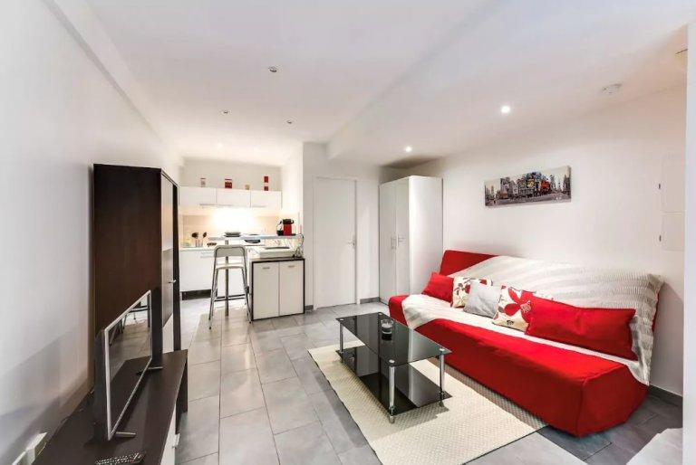 Studio apartment for rent in Croix-Rousse Plateau, Lyon