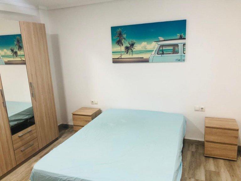 Ganze 3-Zimmer-Wohnung in València