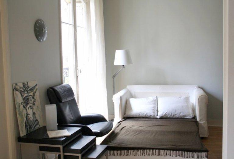 Appartamento in affitto nel 2 ° arrondissement, Parigi 1 camera da letto
