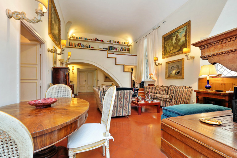 Superbe appartement de 2 chambres à louer à Pinciano, Rome