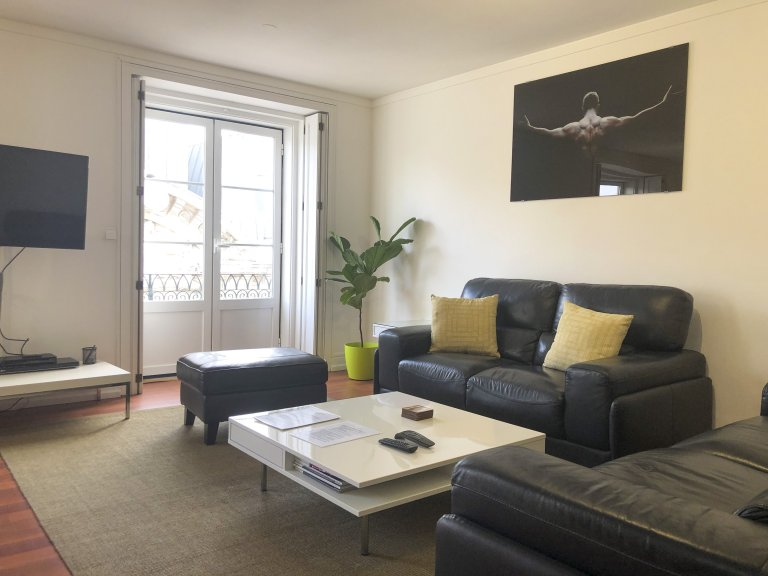 Santa Maria Maior, Lisboa şehrinde kiralık 3 + 1 daire