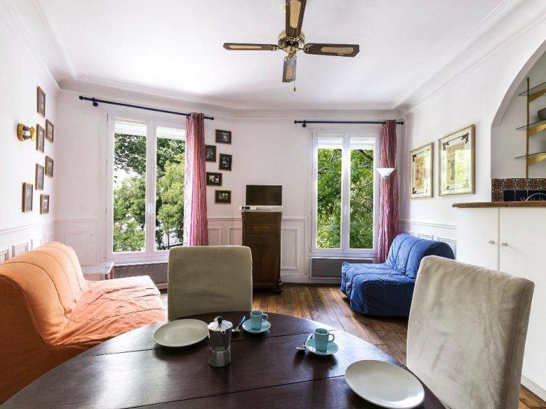 Joli appartement 1 chambre à louer dans le 13ème arrondissement