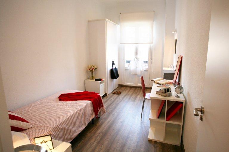 Chambre en résidence étudiante à Moncloa, Madrid
