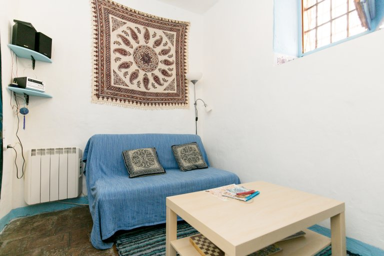 Cute 1-bedroom apartment for rent near the Alhambra in Albaicín