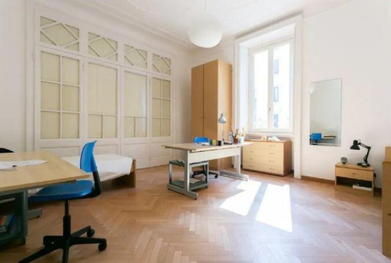 3-pokojowe mieszkanie do wynajęcia w Città Studi w Mediolanie