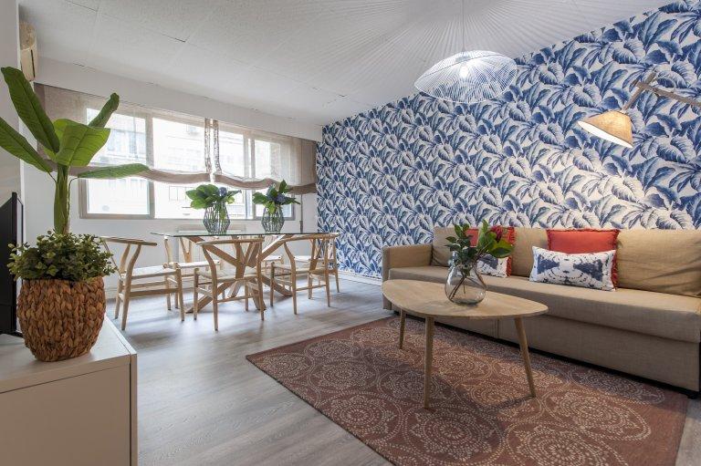 3-pokojowe mieszkanie do wynajęcia w Prosperidad, Madryt