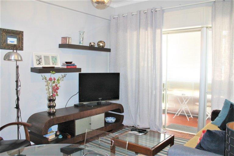 Apartament z 1 sypialnią w Lizbonie