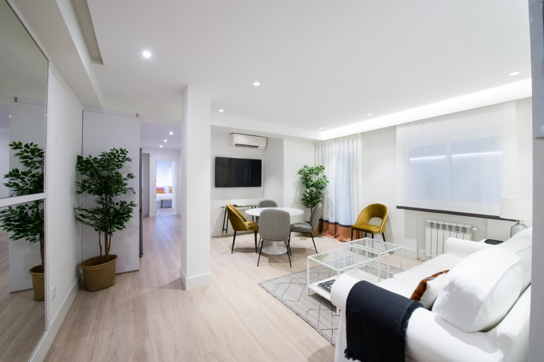3-bedroom apartment for rent in Chueca, Madrid