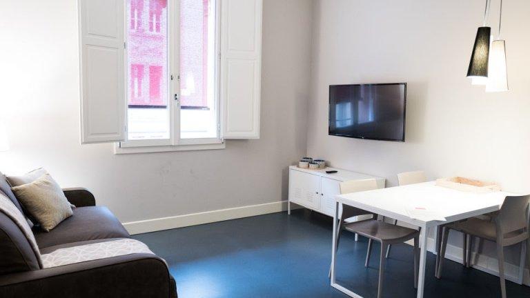Gemütliche 1-Zimmer-Wohnung zur Miete in Irnerio, Bologna