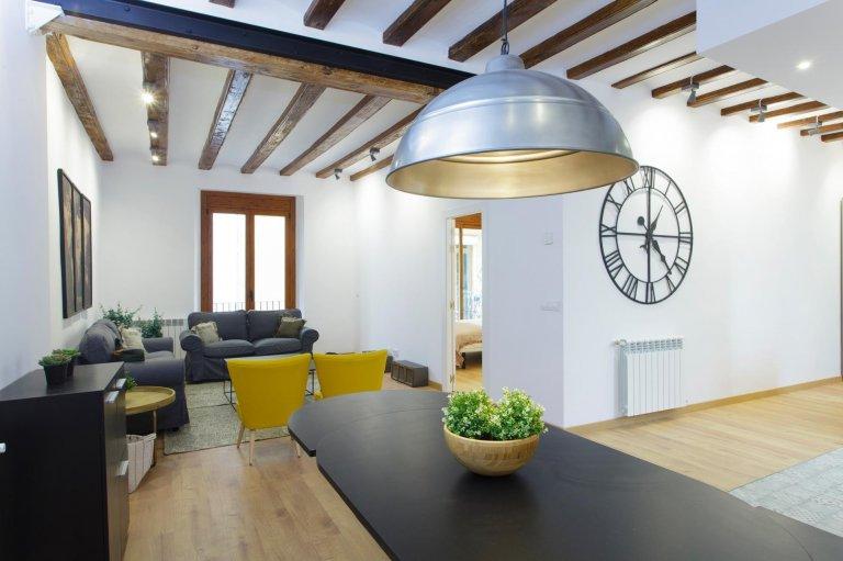 2-pokojowe mieszkanie do wynajęcia w Esquerra Eixample, Barcelona