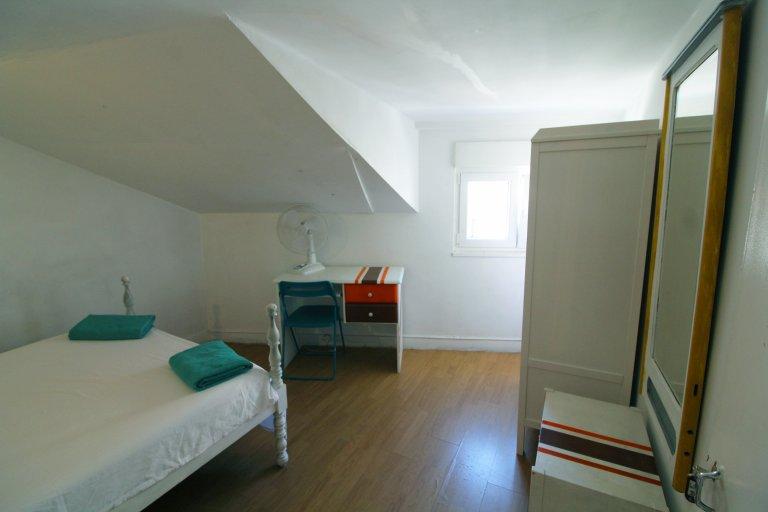 Belle chambre à louer à Bairro Alto, Lisbonne