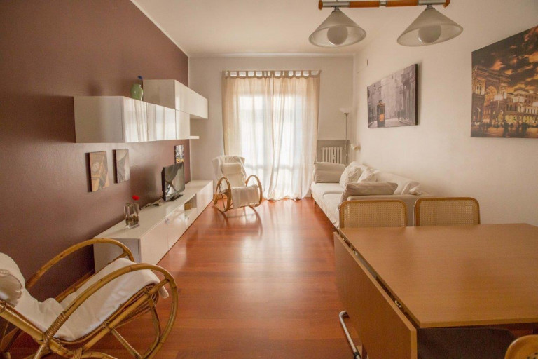 2-bedroom apartment for rent in Sarpi, Milan
