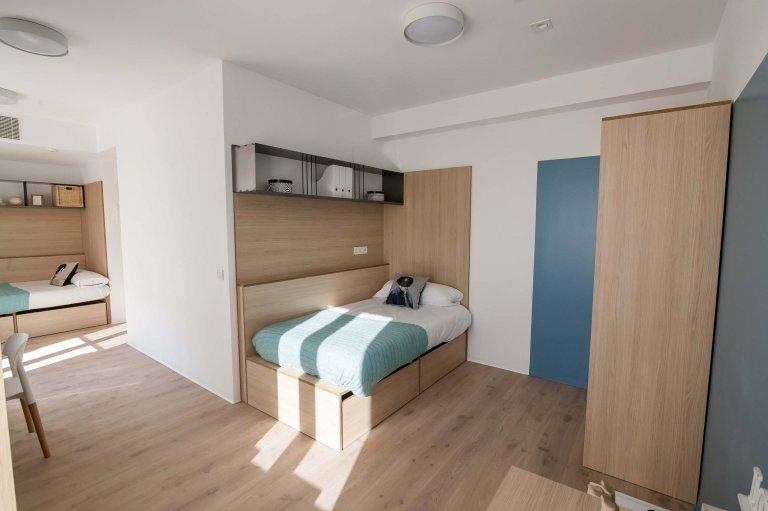 Lindo apartamento de estúdio para alugar em Salamanca, Madrid