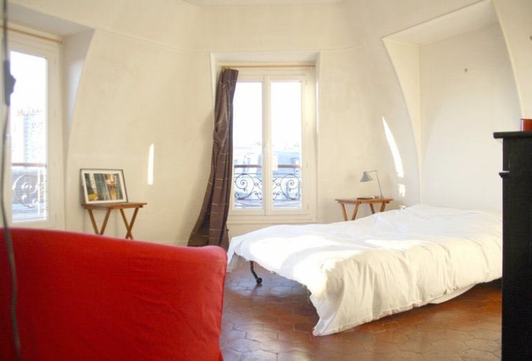 Studio apartment for rent in Paris's 11th arrondissement