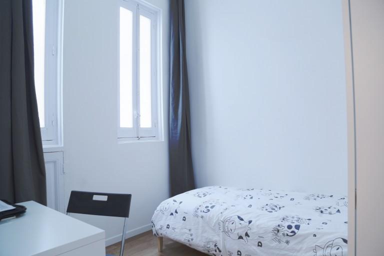 Bedroom 11 - Sigle bed, interior