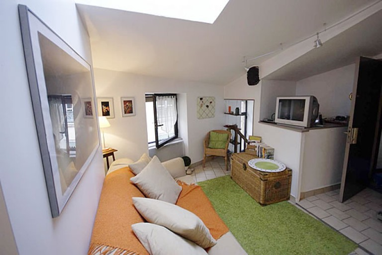 Charming 1 Bedroom Apartment with Washing Machine, in Croix Rousse