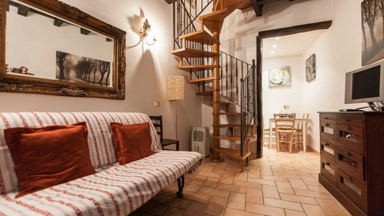 appartement 1 chambre à louer à Centro Storico, Rome