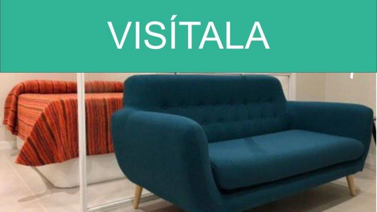 Kleines Studio-Apartment zur Miete in Chueca, Madrid