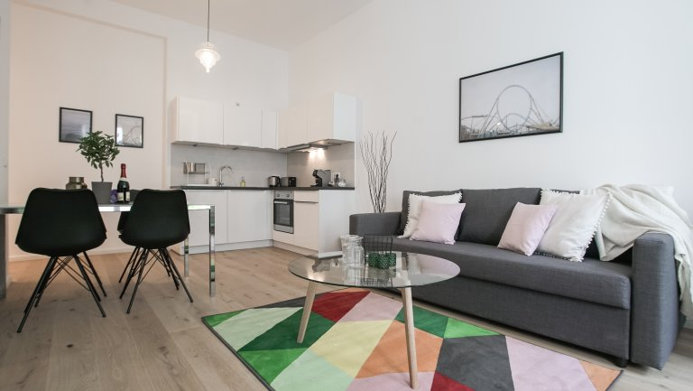 1-bedroom apartment for rent in in Mitte, Berlin