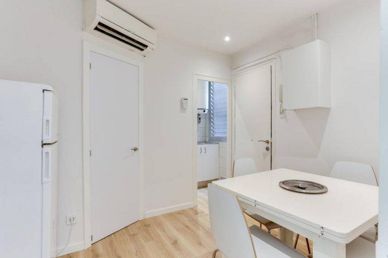Excellent 1-bedroom apartment for rent in El Born, Barcelona