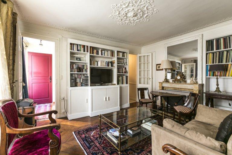 2-pokojowe mieszkanie do wynajęcia w 9. dzielnicy Paryża