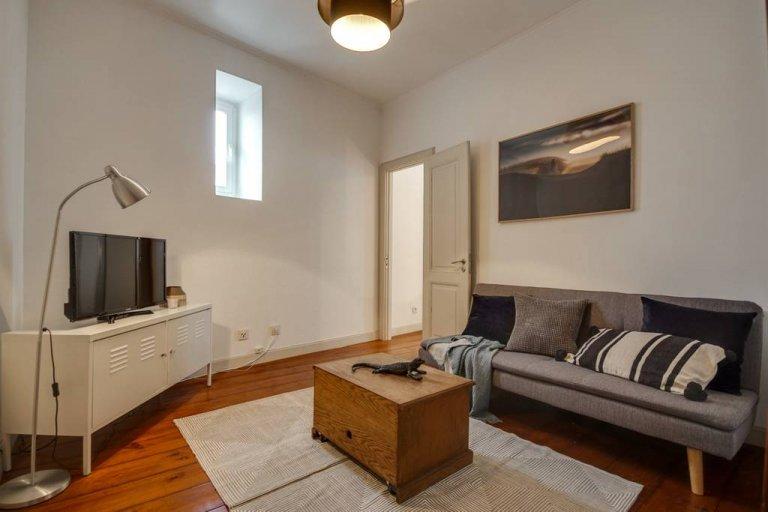 Estrela, Lizbon şehrinde kiralık 1 + 1 daire