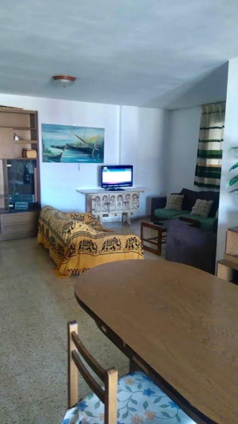 3-pokojowe mieszkanie do wynajęcia w Algirós