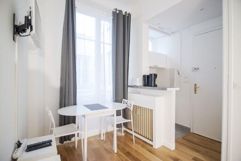 Studio apartment for rent in 3rd arrondissement, Paris