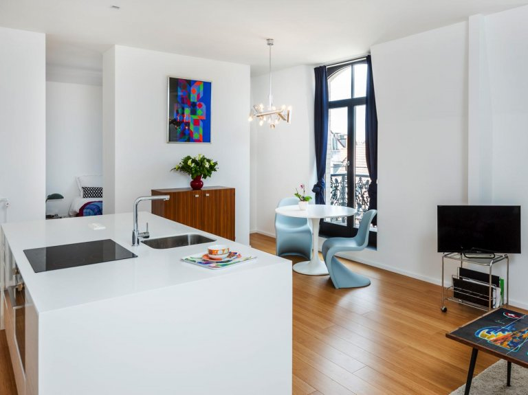 Studio apartment for rent in Ixelles, Brussles