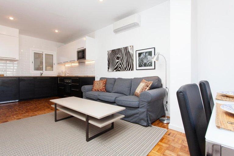 Cool appartement de 2 chambres à louer à la Dreta de l'Eixample