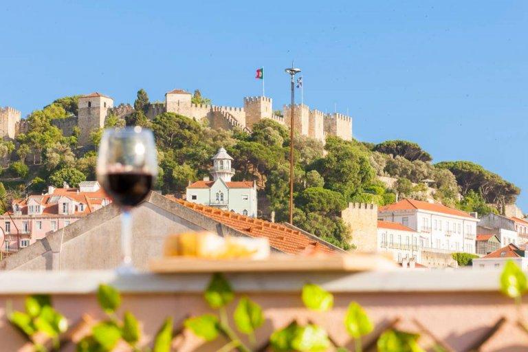 Appartement de 3 chambres à louer à Arroios, Lisbonne