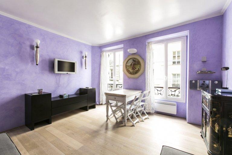 Mod 1 chambre appartement à louer dans le 15ème arrondissement