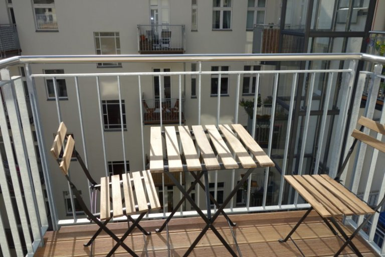 Apartamento de 1 dormitorio en Prenzlauer Berg, Berlín