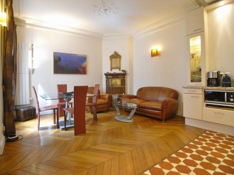 Przytulne 2-pokojowe mieszkanie do wynajęcia w 5. dzielnicy