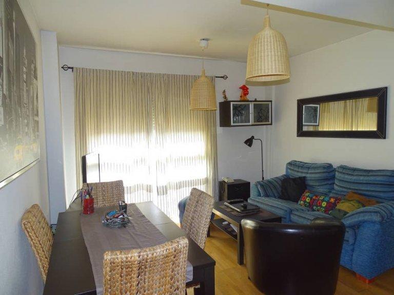 1-pokojowe mieszkanie do wynajęcia w Prosperidad, Madryt