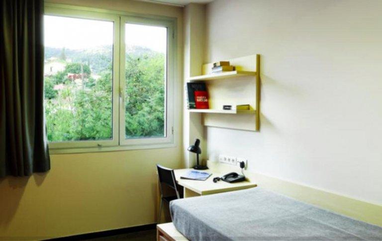 Habitación en alquiler en residencia en Horta-Guinardó, Barcelona