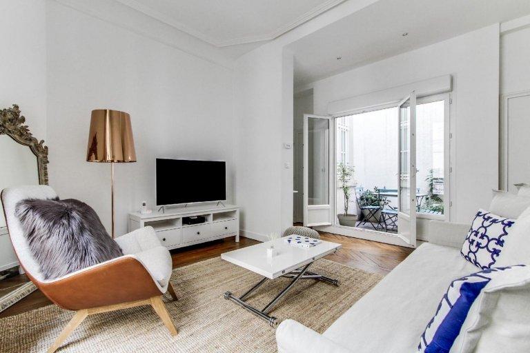 Appartement 2 chambres à louer à Gaillon, Paris