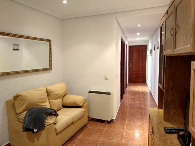 Whole 3 bedrooms apartment in Madrid