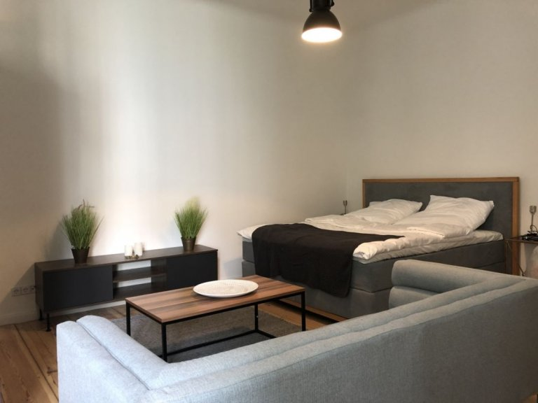 Cool studio apartment for rent in Neukölln, Berlin