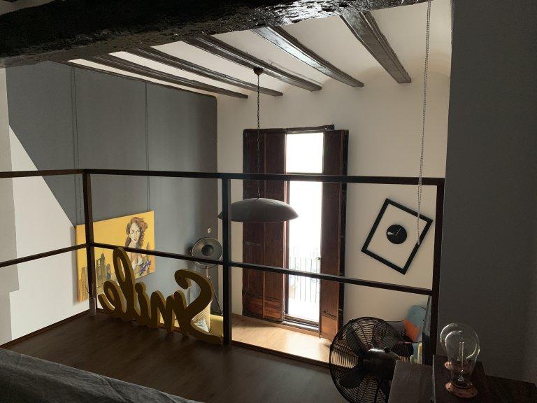 Studio in Valencia
