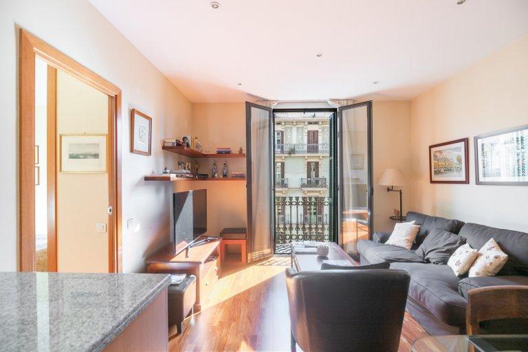 Apartamento de 3 quartos para alugar em Esquerra Eixample, Barcelona