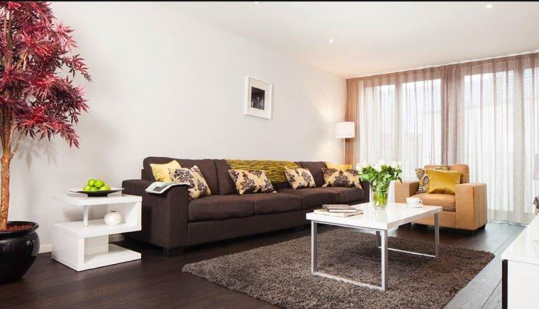 Apartamento com 2 quartos para alugar em Docas de Silício - Grand Canal Dock