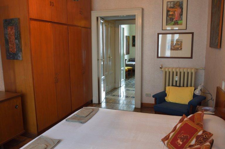 3-Zimmer-Wohnung zur Miete in Zona Solari, Mailand